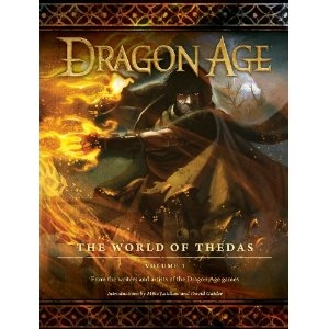 Dragon Age: The World of Thedas Volume 1 [Amazon]