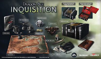 Dragon Age Inquisition Inquisitor Collector Edition