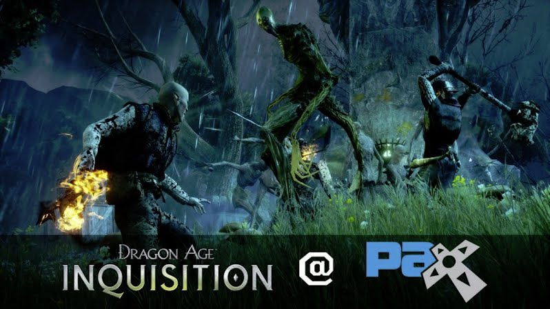 Bioware Dragon Age Inquisition at PAX Prime