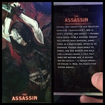 Dragon Age Inquisition Multiplayer cards