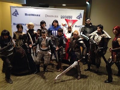Dragon Age Inquisition PAX Prime cosplay