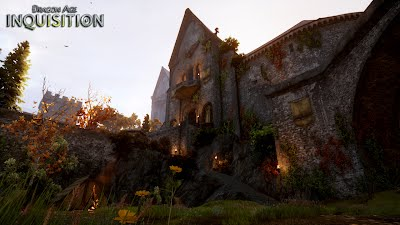Dragon Age Inquisition Skyhold