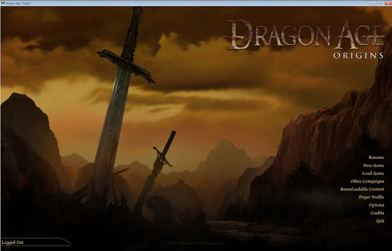 Dragon Age Origins Launch Window