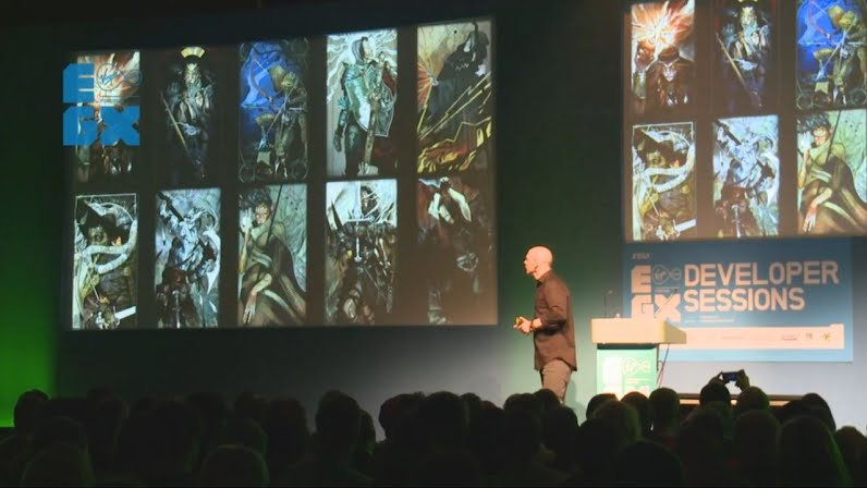 Dragon Age: Inquisition at Eurogamer Expo London 2014