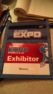 Dragon Age Inquisition at Edmonton Expo 2014