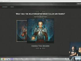 Dragon Age Inquisition Edmonton Expo Dragon Age Keep Screenshot