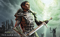 Dragon Age Inquisition Wallpaper Cassandra