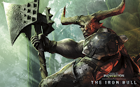 Dragon Age Inquisition Wallpaper The Iron Bull