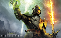 Dragon Age Inquisition Wallpaper Male Inquisitor