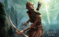 Dragon Age Inquisition Wallpaper Sera