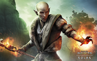 Dragon Age Inquisition Wallpaper Solas