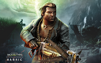 Dragon Age Inquisition Wallpaper Varric