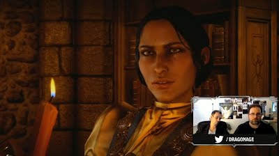 Dragon Age Inquisition Twitch Game Play Stream October 13 2014 Josephine