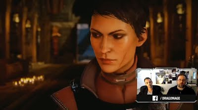 Dragon Age Inquisition Twitch Game Play Stream October 13 2014 Cassandra