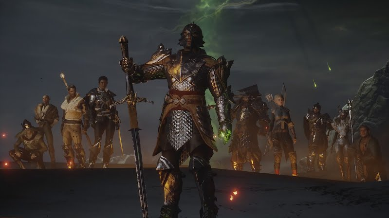 Dragon Age: Inquisition Trailer Hero of Thedas