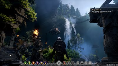 Dragon Age Inquisition PC UI Waterfall