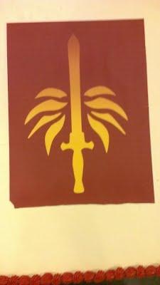 Dragon Age: Inquisition Cake for the Devs Cullenites BiowareThanksgiving