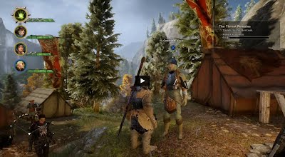 Dragon Age Inquisition PAX Australia 2014 Game Play Screen shot