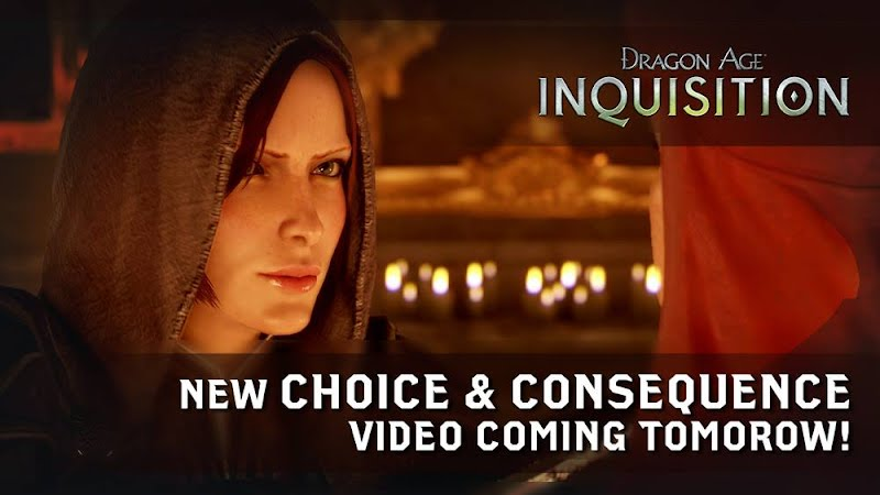 Dragon Age Inquisition Choice and Consequence video coming November 4 2014