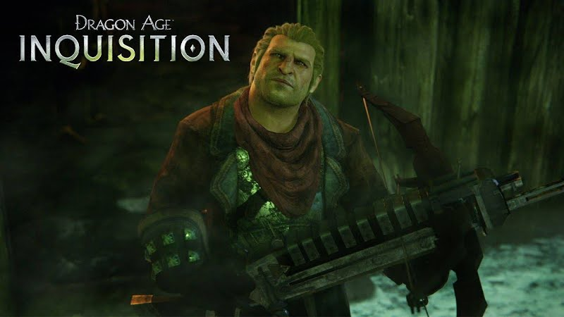 Dragon Age: Inquisition Varric November 11 2014