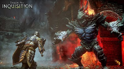Dragon Age: Inquisition Official Launch Trailer The Breach