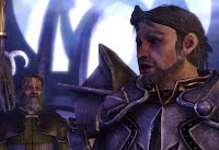 Greagoir in the Harrowing Chamber Dragon Age: Origins