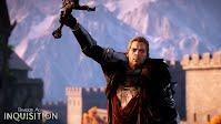 Advisor and Commander Cullen Dragon Age Inquisition