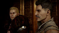 Advisor and Commander Cullen Dragon Age Inquisition
