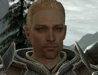 Knight-Captain Cullen Dragon Age 2